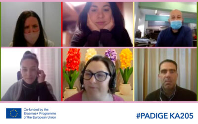 HOW TO MOVE YOUNG PEOPLE CLOSER TO THE EUROPEAN UNION: LET'S DISCOVER PADIGE!