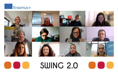 After the great success of the SWING project, CEIPES comes back with SWING 2.0 the new project for the sign language
