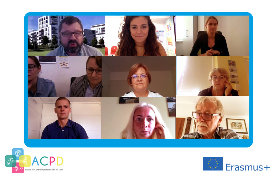 ACPD the 2nd Transnational Meeting of the project
