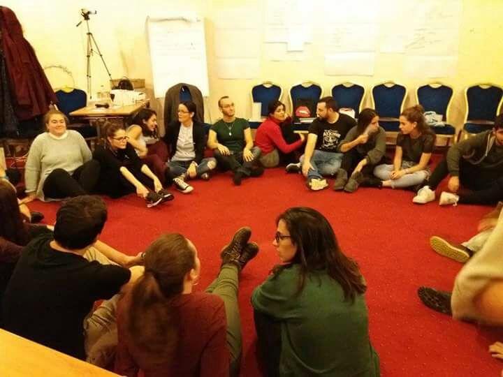 Stand-Up Psychology: Un viaggio verso la maturità [ITA&ENG]