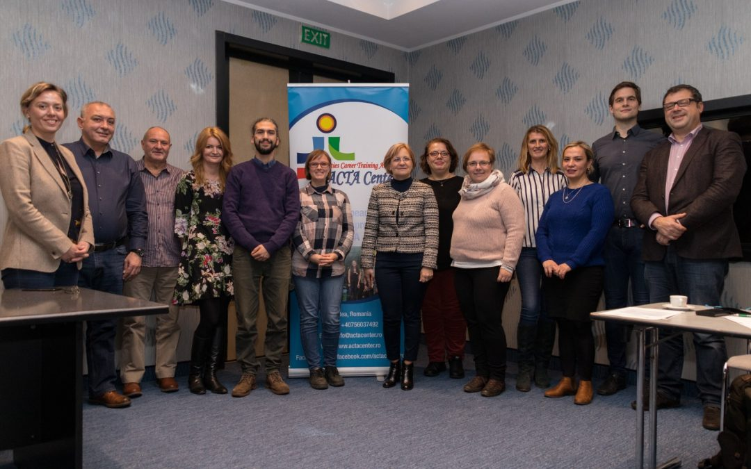 The 2nd transnational meeting of the DISEMEX project