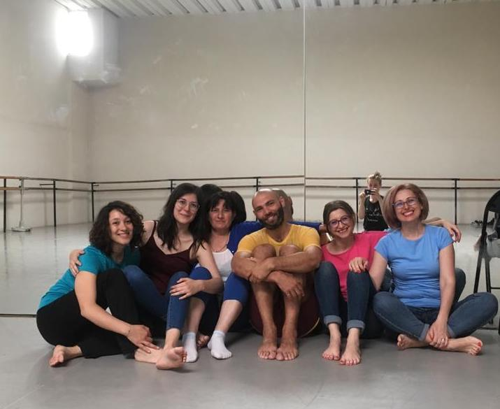 Lifelong Dancing – Training in Marseille in June