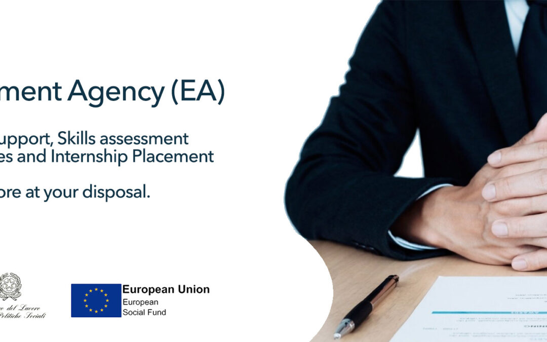 CEIPES is now an Employment Agency(EA), accredited by Sicily Region!
