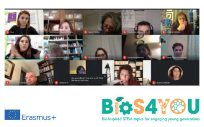 Our focus Group with the Department of Physics and Chemistry of the University of Palermo for the BioS4YOU project