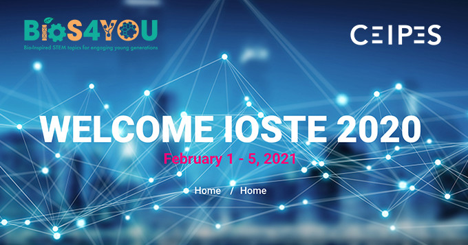 BIOS4YOU PROJECT at IOSTE – International Organization for Science and Technology Education Symposium
