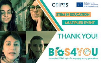STEM IN EDUCATION – Bios4You MULTIPLIER EVENT