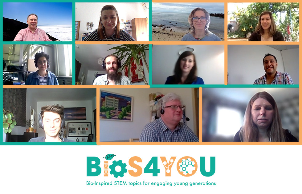 BIOS4YOU: 3rd Transnational Meeting of the project