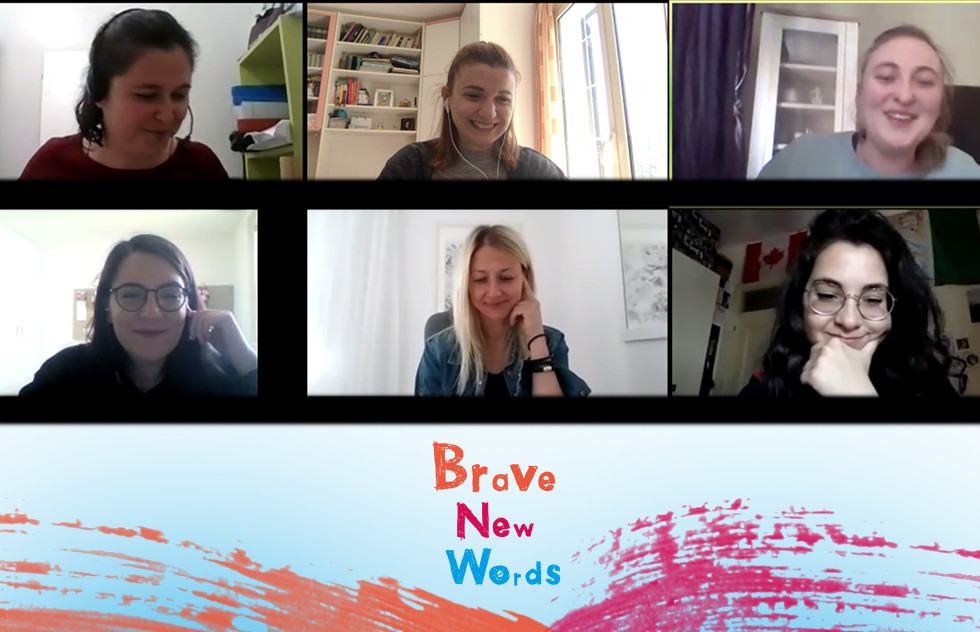 BRAVE NEW WORDS: The 3rd transnational meeting took new good results