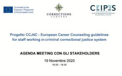 CCJ4C Project – online meeting with stakeholders