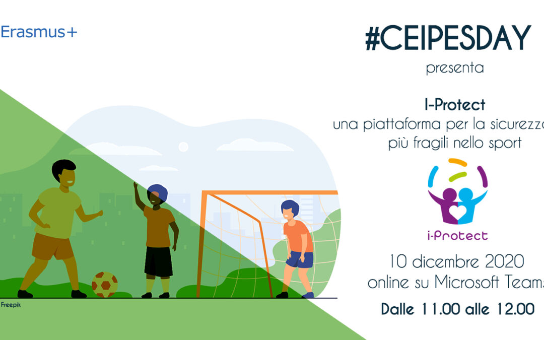 #CEIPESDAY 2020 I-Protect: a platform for the safety of the most fragile people in sport