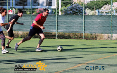 #BeActive: the European Week of Sport has reached its end on September 30th