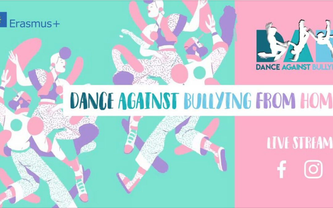 Dance Against Bullying From Home, the online workshop