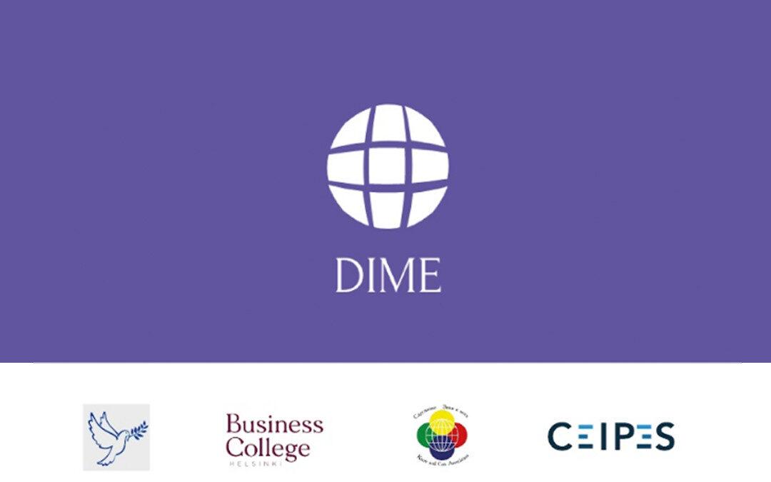 Il progetto DIME si avvicina agli imprenditori locali.