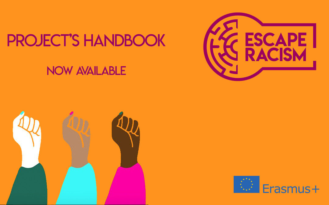 The Escape Racism project's Handbook is now available!