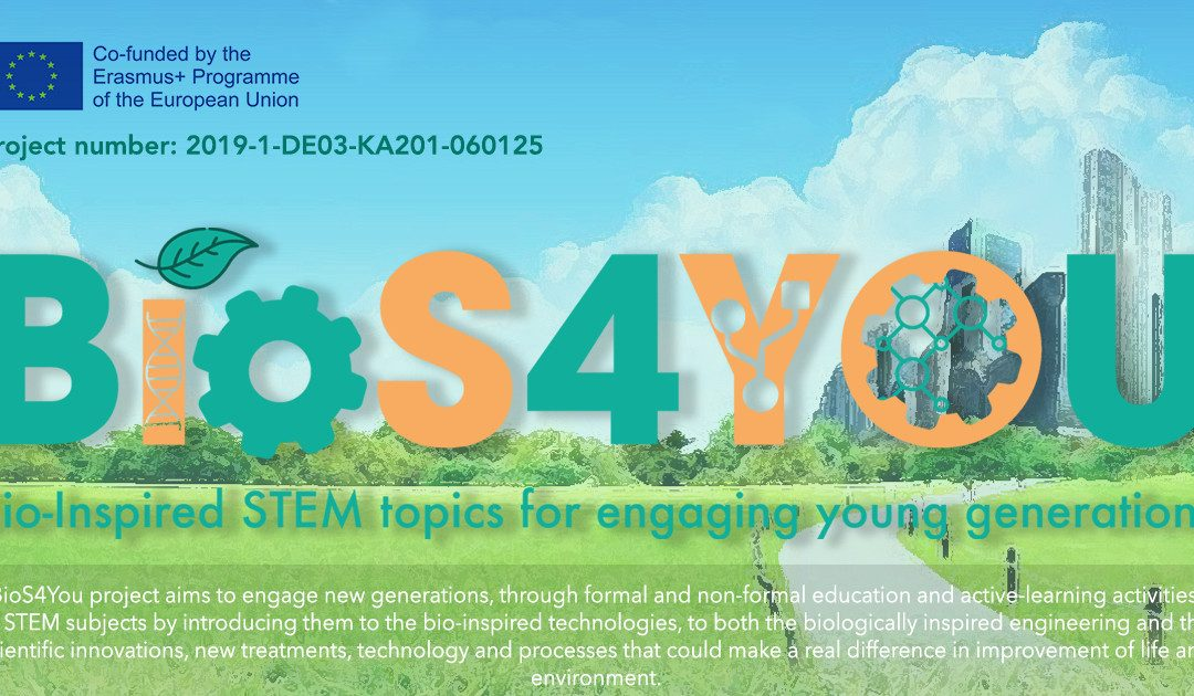"""BIOS4YOU"": a research on how technology and engineering bring STEM to life and vice versa"