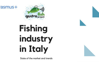 GASTROFISH IO1 – FISHERY 4.0 IN EUROPE REPORT IS NOW AVAILABLE FOR THE DOWNLOAD