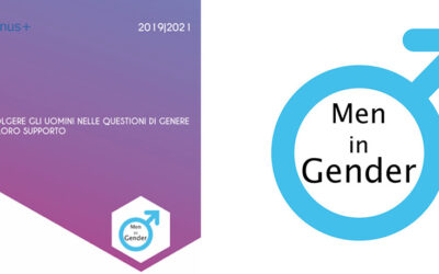 "The first result of the Gendermen project: the ""Involving Men in Gender Issues"" Handbook."