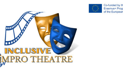 Against social exclusion and early school drop-out thanks to Inclusive Impro Theatre