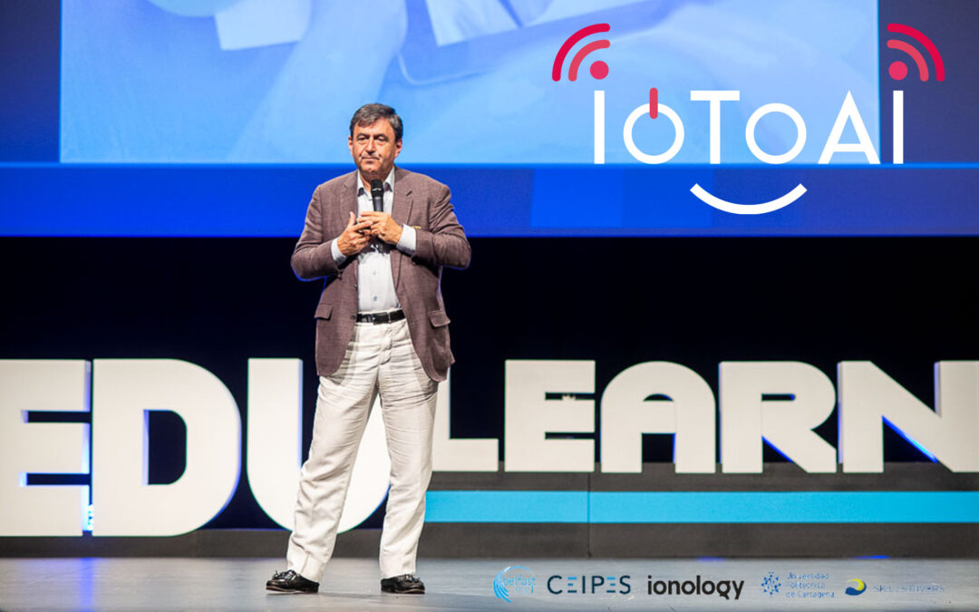 IoToAI project at the EDULEARN Conference