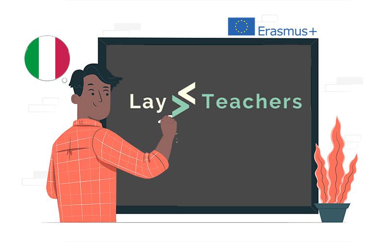 Vuoi diventare un Lay Teacher?