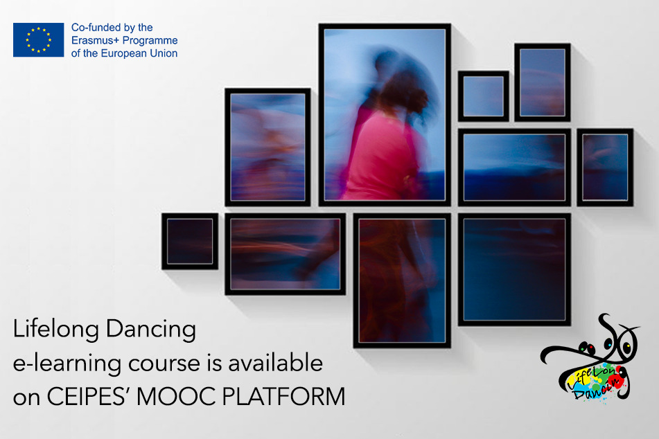 Dance and movement for personal empowerment: video tutorials on the CEIPES platform!