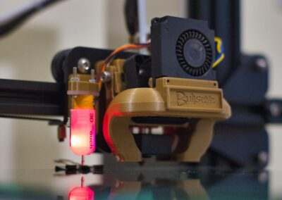 Introduction to the 3D printing technology