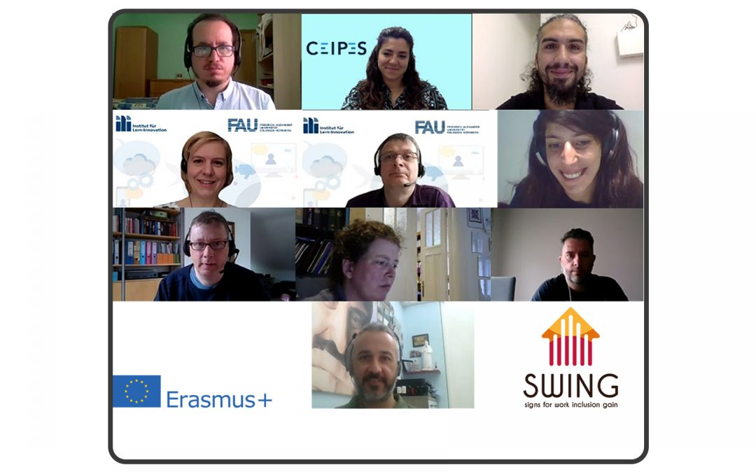 SWING: THE LAST TRANSNATIONAL MEETING OF THE PROJECT BEFORE THE MULTIPLIER EVENT