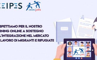 Training per l'empowerment delle organizzazioni intermediarie a sostegno dell'integrazione nel mercato del lavoro di migranti e rifugiati