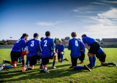 Training and development of relational and psychosocial skills for coaches