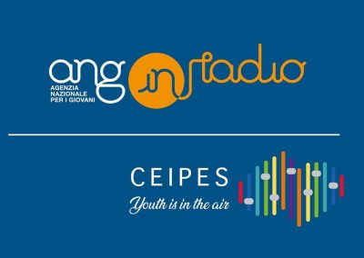Ang in Radio – CEIPES: Youth is in the air!